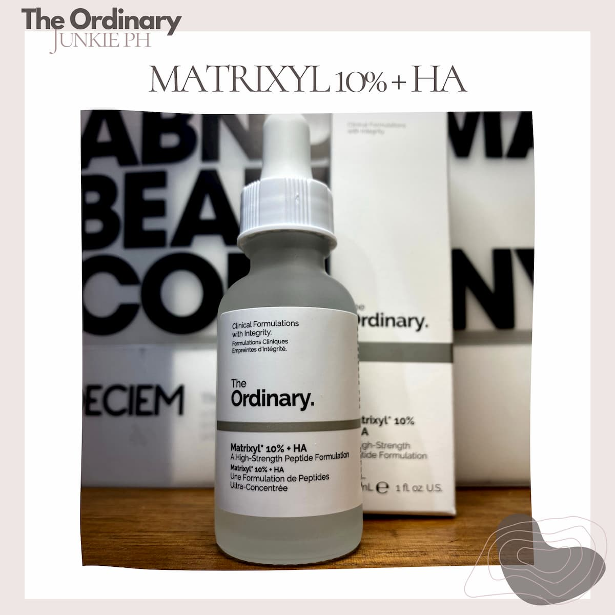 Matrixyl 10% HA 30ml